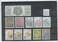 (FY82) Vatican 1982 Yearset MNH ** FREE POSTAGE **