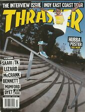 Thrasher Skateboard Magazine #330 March 2008