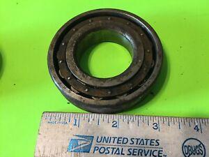 Minneapolis Moline, or Studebaker, drive train bearing, SKF, 8N08.  Item:  10815