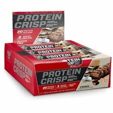 BSN | Syntha Protein Crisp Bar - Mix Box 11 Bars | (5) S'Mores + (6) Vanilla