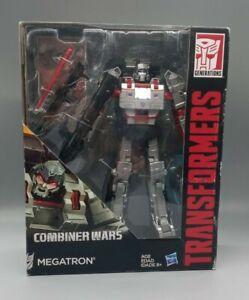 Transformers Generations Combiner Wars Megatron Hasbro