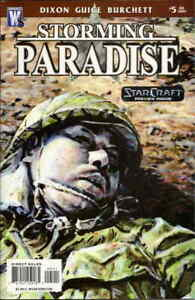 Storming Paradise #5 VF; WildStorm | save on shipping - details inside