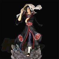 Naruto Akatsuki Uchiha Itachi PVC Figurine Model Collection Jouet Modèle 32cm