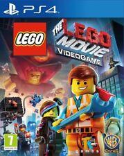 Lego Movie la Grande Aventure - PS4 neuf sous blister VF
