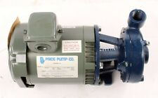New 228017 Price Centrifugal Pump W/ U.S. Electrical Electric Motor F049A