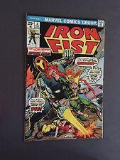 Iron Fist 3 Raw 9.4 Bronze Age Key Marvel Comic I.G.K.C. L@@K