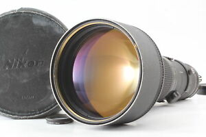 [Exc+5] Nikon Ai-s Nikkor 400mm f/3.5 ED IF Telephoto Lens From JAPAN