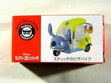Tokyo Disney Land TOMY TOMICA Stitch Pizza Bike Sea Resort