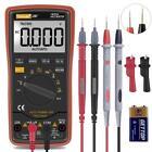 Fluke Digital Multimeter Auto Ranging TRMS 6000 AC DC Voltage Alert Amp Ohm Diod