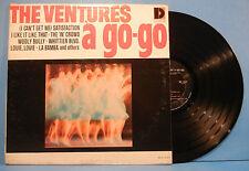 THE VENTURES A GO GO BLP 2037 VINYL LP 1965 MONO ORIG PRESS NICE COND! VG/VG!!