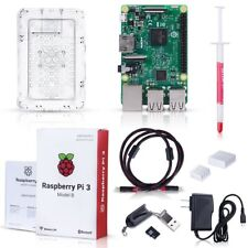 Raspberry Pi 3 Model B (b Plus) Module Board 1.2ghz 1gb RAM Bluetooth & WiFi