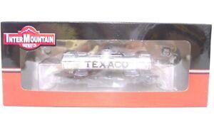 InterMountain HO Texaco TCX 8609 Texas Comp. 8K Gallon Tank Train Car 46328-04