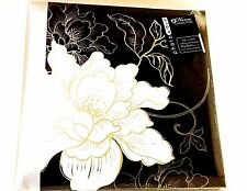 """Floral Photo Album Slip-in with Memo Writing Area """"Floral"""" (Holds 200 Photo's)"""