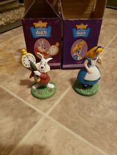 alice in wonderland grolier premier edition figures