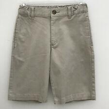 Guc Wonder Nation Boys' Shorts Uniform Cotton Adjustable Waist Size 12