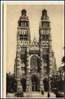TOURS Indre-et-Loire ~1920 CPA AK Cathédrale St. Gatien
