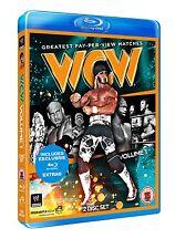 WWE WCW's Greatest PPV Matches - Volume 1 [2 Blu-rays] *NEU* Blu-ray Hogan WCW