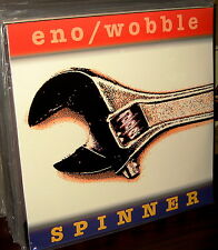 CLASSIC RECORDS LP RTH 1023-1 + 45rpm: ENO / WOBBLE - SPINNER, 150gm 1995 USA SS