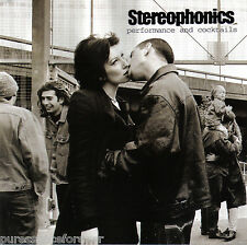 STEREOPHONICS - Performance And Cocktails (UK 13 Tk CD Album)