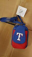 Texas Rangers MLB Purse Plus Touch Phone  ID Wallet Charm 14 Gift Bag