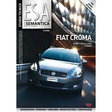 Manuale Riparazione ESA - FIAT CROMA 1.8 MPI - 1.9 JTDm - 2.4 JDTm
