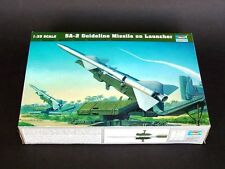 Trumpeter 00206 1/35 SA-2 Guideline Missile w/Launcher