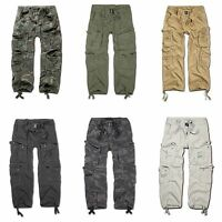 Brandit - Pure Vintage Trouser Cargohose Outdoor Army Armeehose Bestseller Hose