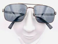 Vintage Nautica N5119S Bronze Metal Aviator Sunglasses FRAMES ONLY