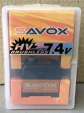 Savox SB-2271SG High Speed HV Brushless Steel Gear Digital Servo 277.0 oz-in