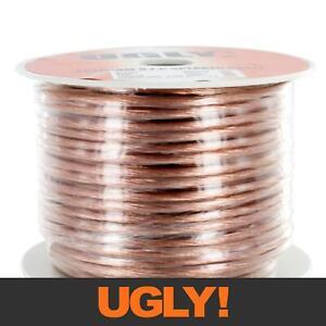 25m Ugly 16 AWG Speaker Cable 252 Strands UG1625