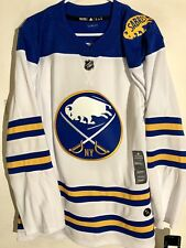adidas Authentic NHL ADIZERO Jersey Buffalo Sabres Team White sz 52