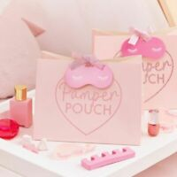pamper party paper bags pink pouch girls birthday team bride mothers day gifts