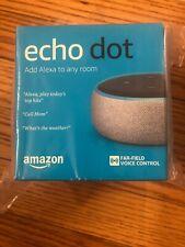 Amazon Echo Dot (3rd Generation) Smart Speaker with Alexa - Gray