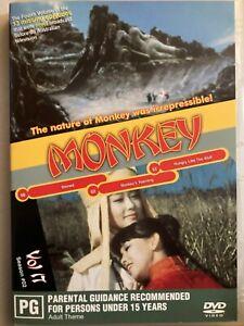 MONKEY - Volume 17 DVD 1980 Season 02 Seventeen All Region 0621