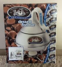 Hershey's Kisses 100th Anniversary Dessert Fondue Chocolate Holiday Dish Set
