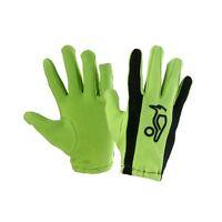 Kookaburra Cricket Batting Inner Gloves Full Finger Cotton & Mesh - Adult Size