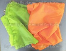 "12 Pack 24""X36"" Nylon Laundry Bags- Assorted Colors Part# Lb24X36"