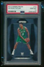 Panini 2017-18 Prizm Jayson Tatum Boston Celtics #16 Basketball Card