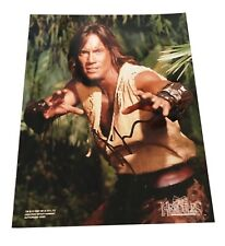 Kevin Sorbo Hercules Signed Autographed 8x10 Promo Licensed Photo