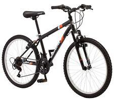 ROADMASTER R3012WMIDS 24'' Granite Peak Boys Mountain Bike - Black FREE SHIPPING