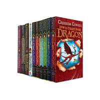 How to Train Your Dragon 10 Books Collection Set By Cressida Cowell NEW