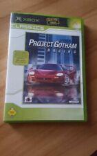 Project Gotham Racing XBOX Komplett