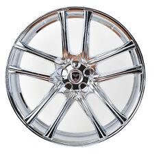 4 GWG Wheels 18 inch Chrome ZERO Rims fits 5x115 PONTIAC GRAND PRIX GXP 2005-08