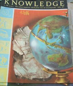 KNOWLEDGE MAGAZINES 1 TO 69