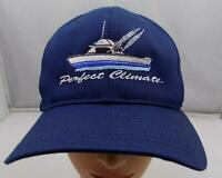 KRYSTAL HAT WHITE STITCHED ADJUSTABLE BASEBALL CAP PRE-OWNED ST78
