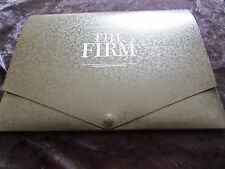 THE FIRM original press kit  TOM CRUISE, GENE HACKMAN, ED HARRIS, HOLLY HUNTER