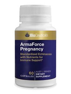 Bioceuticals Armaforce PREGNANCY Immune Support Immune Booster 60 tabs
