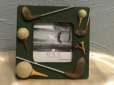 DAX PHOTOFRAMES GOLF THEME PHOTO FRAME GOLF CLUBS