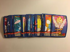 Dragon Ball Z Super Battle Power Level PART 4 Reg Set 38/38