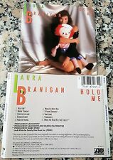 LAURA BRANIGAN HOLD ME 1985 RARE CD Spanish Eddie Forever Young Made in Japan